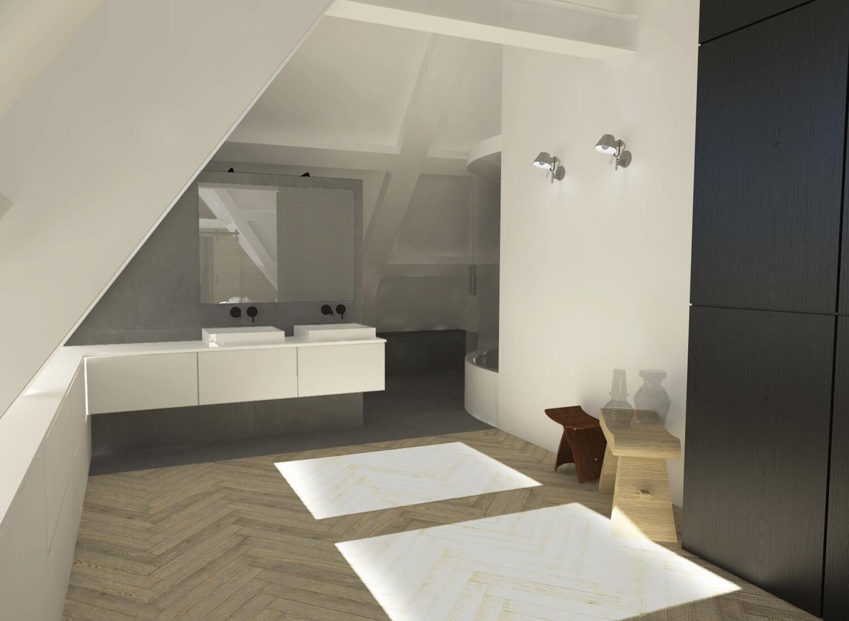 Luxe Interieur Ontwerp : Interieurontwerp verbouwing luxe vrijstaande woning in hengelo